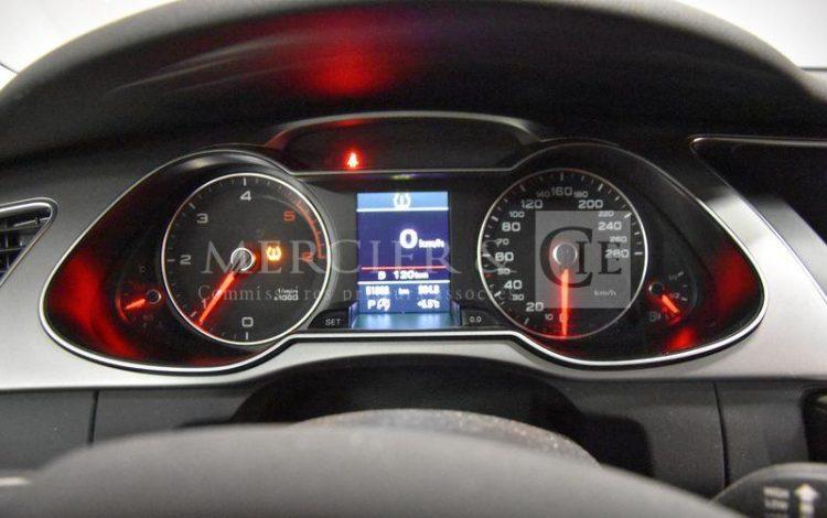 AUDI A4 AVANT TDI 150 NOIR DE-052-QC