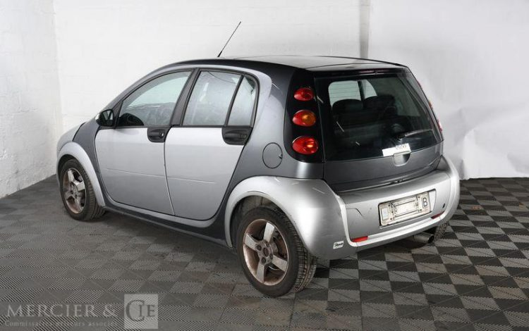 SMART FORFOUR 1,5 CDI 50KW GRIS 1EYD527