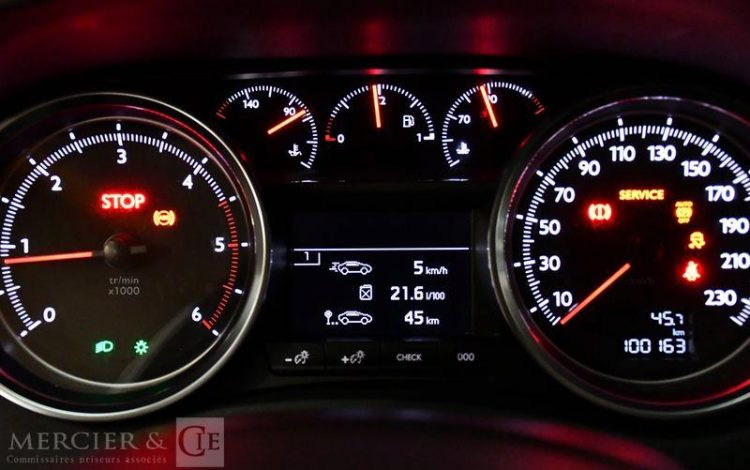 PEUGEOT 508 2,0 BLUEHDI 140 GT LINE S&S NOIR 1LSZ527