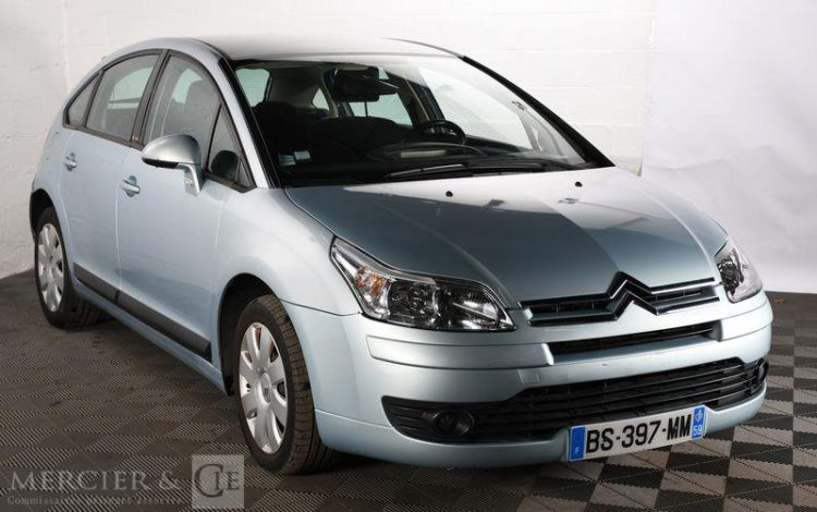 CITROEN C4 HDI 92CH CONFORT BLEU BS-397-MM