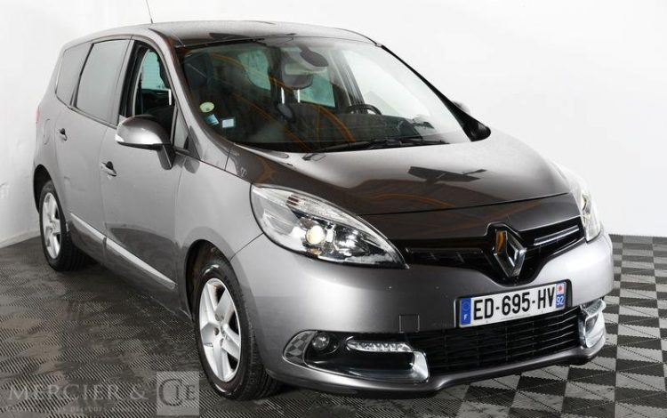 RENAULT GD SCENIC BUSINESS ENERGY DCI110 ECO2 7PL GRIS ED-695-HV