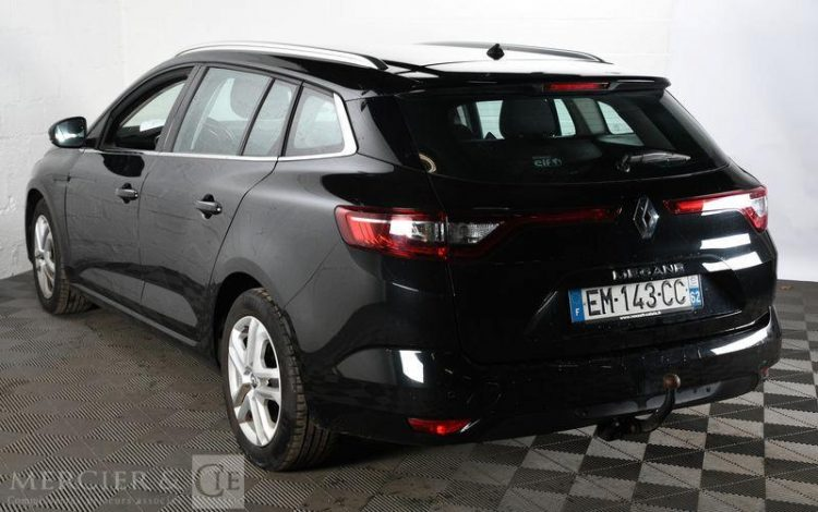 RENAULT MEGANE ESTATE BUSINESS ENERGY DCI110 GRIS EM-143-CC