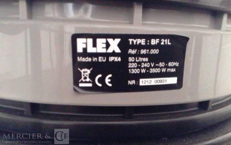 FLEX ASPIRATEUR SUR CHARIOT NEUF  NEWK010830
