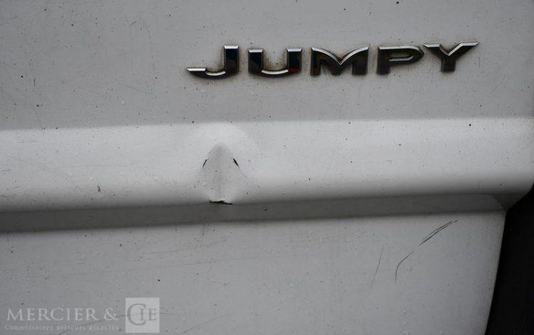 CITROEN JUMPY L1H1 1,6 HDI 90CH 1000KG BLANC 1WMX554