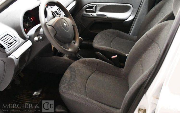 RENAULT CLIO CAMPUS 1,2 16V 75 ECO2 AUTHENTIQUE EURO 5 BLANC BN-751-XE