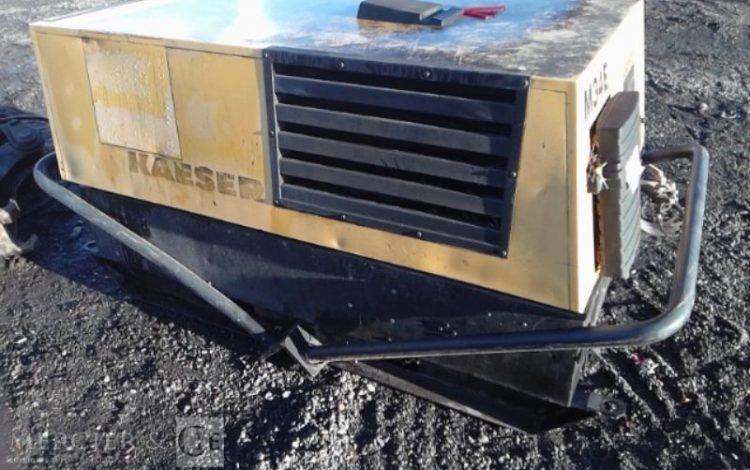 KAESER COMPRESSEUR AIR 3500L/MN 400V 15886H DE 2010  COM010032