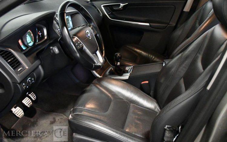 VOLVO XC60 D33 163CH DRIVE STAR&STOP XENIUM GRIS CX-064-AG