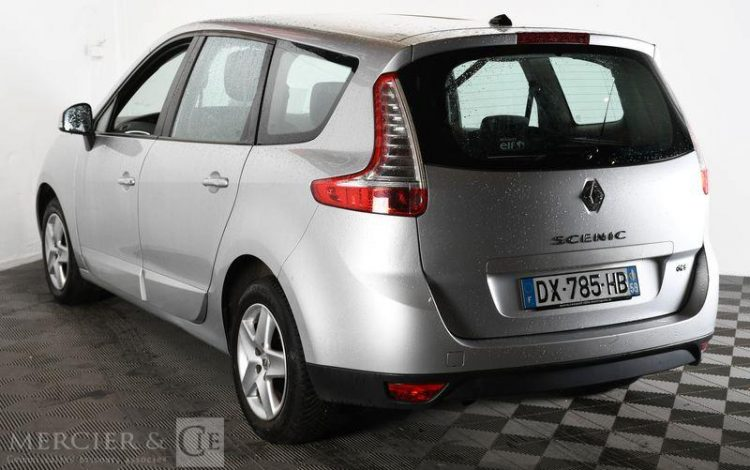 RENAULT GD SCENIC III DCI 110 ENERGY ECO2 LIFE 7PL GRIS DX-785-HB
