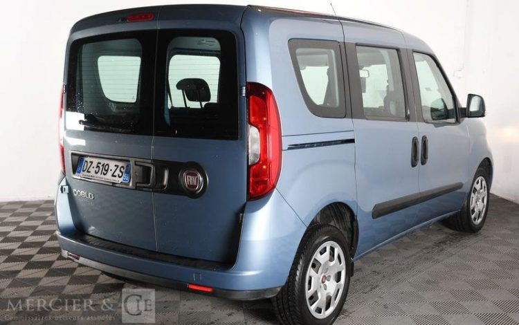 FIAT DOBLO 1,6 MJT 16V 120 LOUNGE GRIS DZ-519-ZS