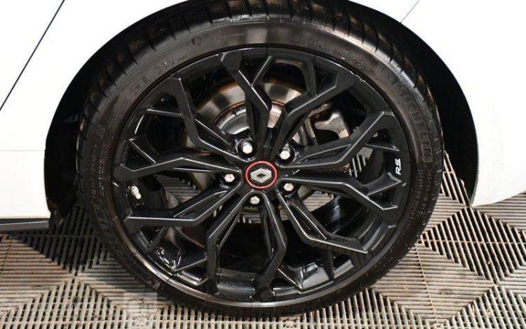 RENAULT MEGANE RS 280 EDC J19 FULL BLACK BLANC EY-635-CB