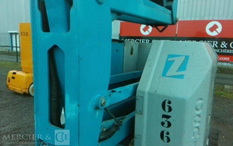 GENIE NACELLE Z34/22N – AN 1996  12A636