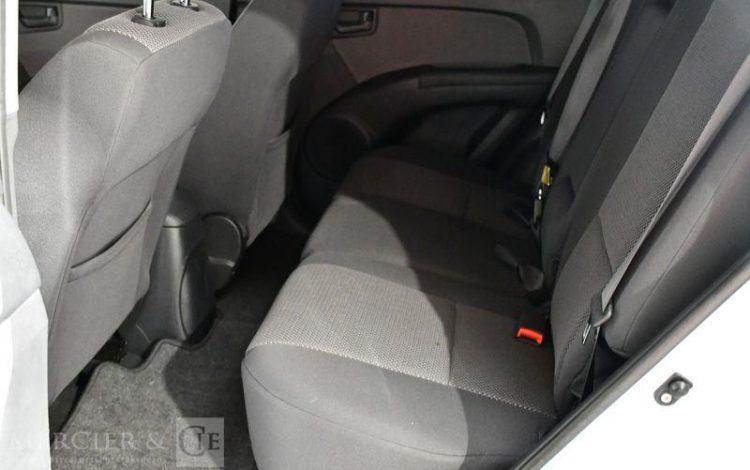 KIA SPORTAGE 2,0 2WD BLANC 1PBP467