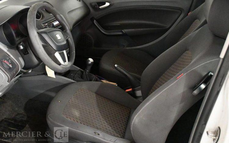 SEAT IBIZA SC 1,4 TDI FAP PREFER 3P BLANC AJ-025-TK