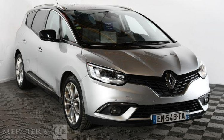 RENAULT GD SCENIC BUSINESS ENERGY DCI 130 7P GRIS EM-548-TA