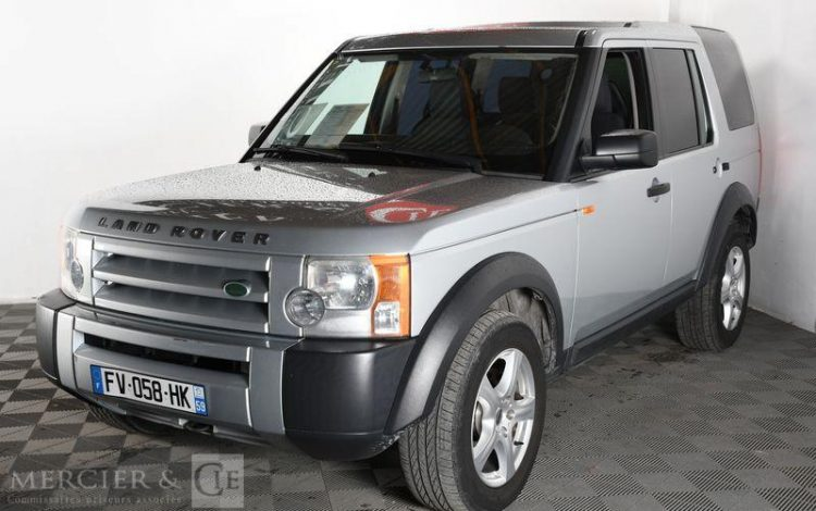 LAND ROVER DISCOVERY III TDV6 S GRIS FV-058-HK