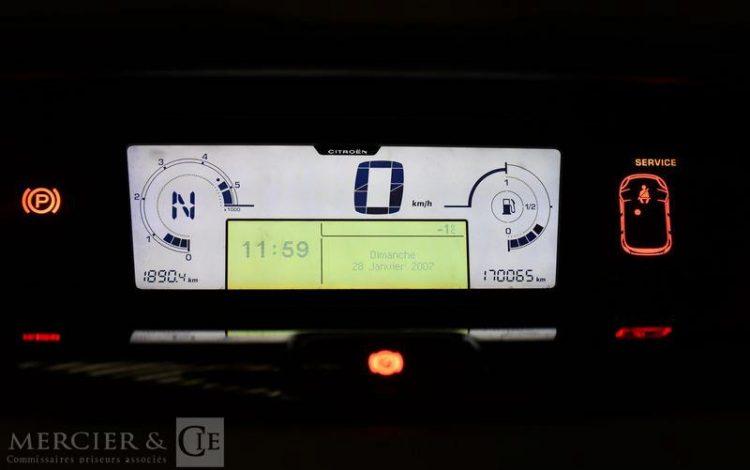 CITROEN C4 PICASSO BEIGE 179DBM59