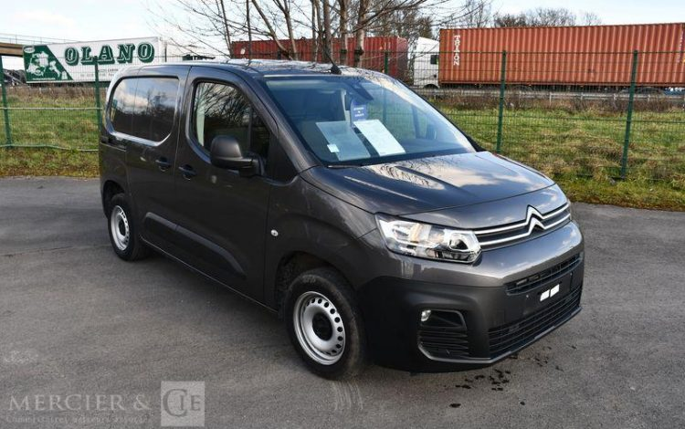 CITROEN BERLINGO VAN M LIGHT 1,6 BLUEHDI100 S & S GRIS 1WKV500