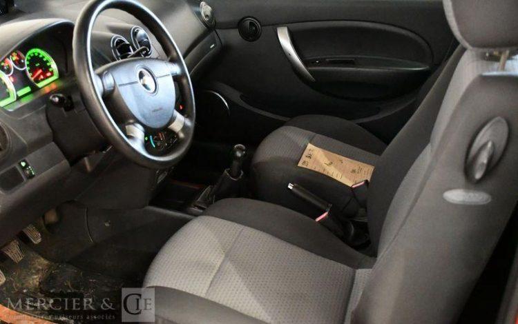 CHEVROLET AVEO 1,2 16V ROUGE 599DKE59