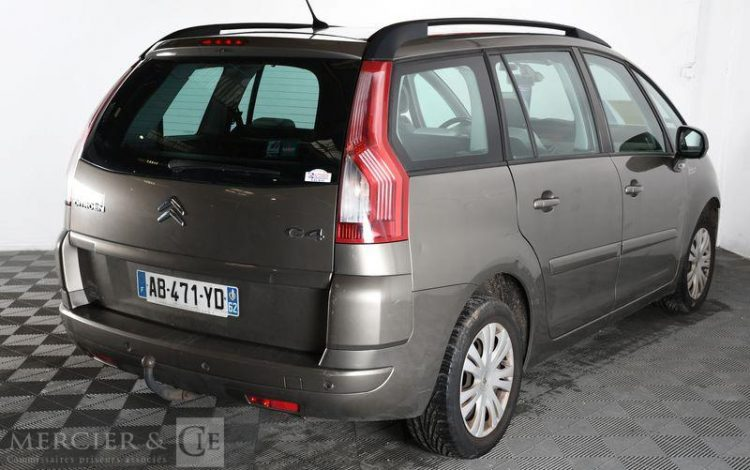 CITROEN GD C4 PICASSO HDI 110CH FAP PACK AMBIANCE BEIGE AB-471-YD