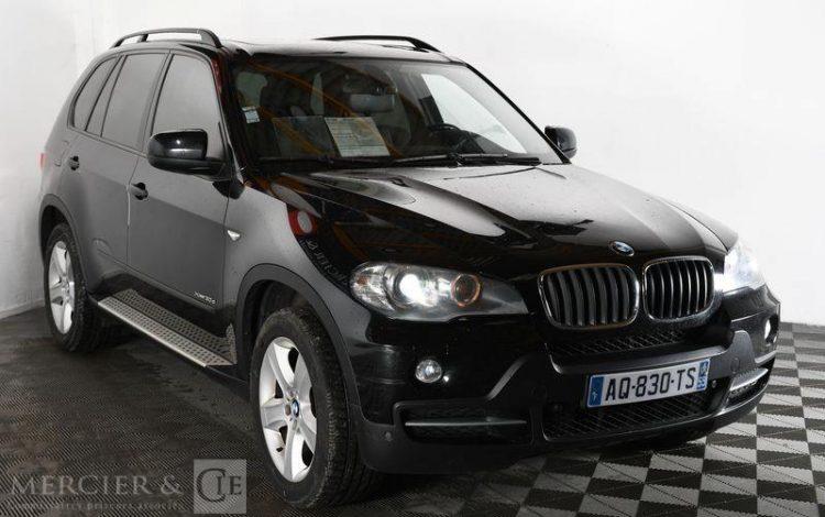 BMW X5 3,0 DA 235CH EXCLUSIVE NOIR AQ-830-TS
