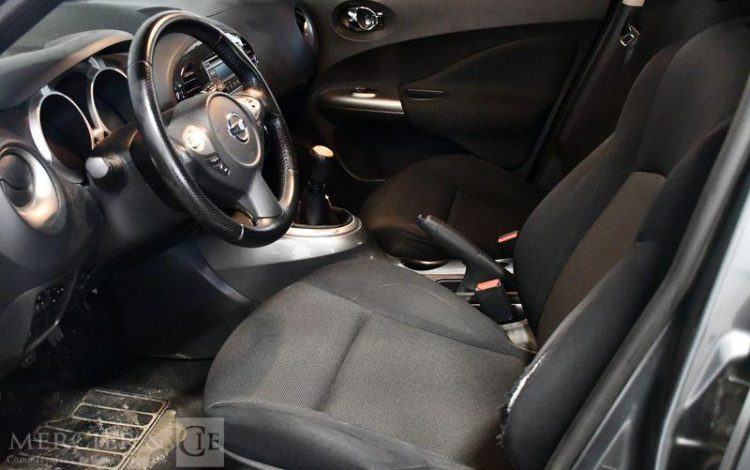 NISSAN JUKE 1,5 DCI 110CH CONNECT EDITION GRIS BD-141-NY