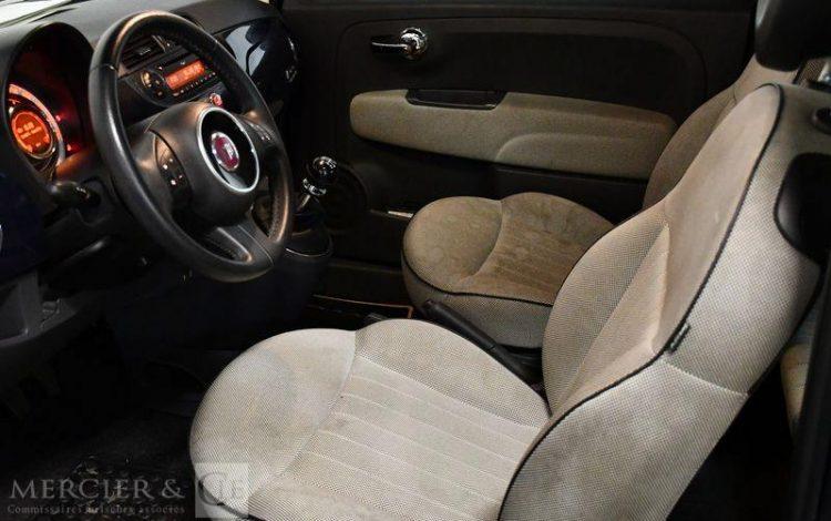 FIAT 500 1,2 8V 69CH S&S LOUNGE BLEU BM-056-TJ