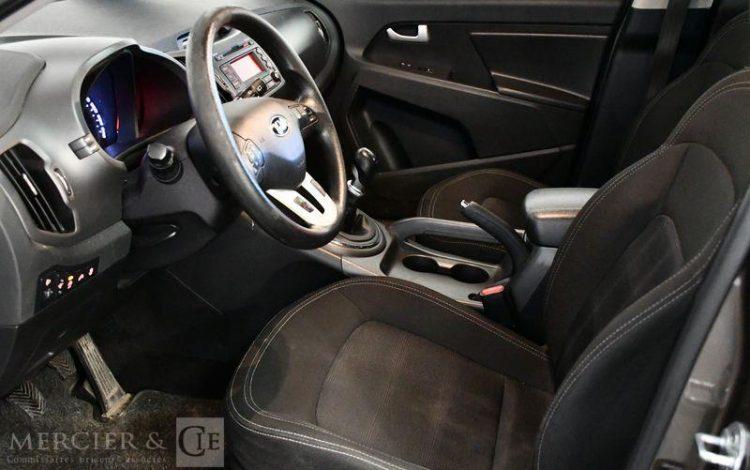 KIA SPORTAGE 1,7 CRDI 115CH 2WD ACTIVE SMARTDRIVE MARRON CP-485-SK