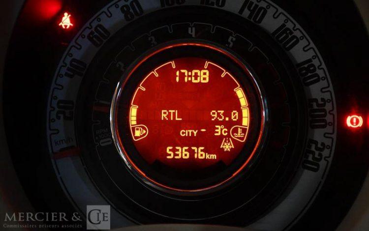 FIAT 500 GRIS DF-897-DQ