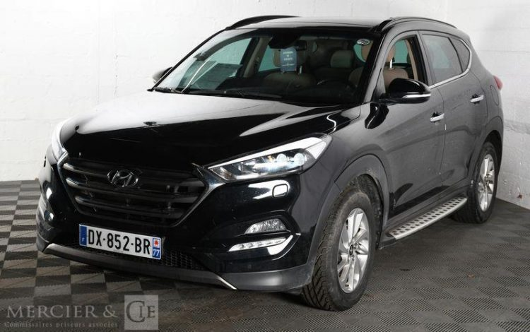 HYUNDAI TUCSON 1,7 CRDI115 EXECUTIVE NOIR DX-852-BR