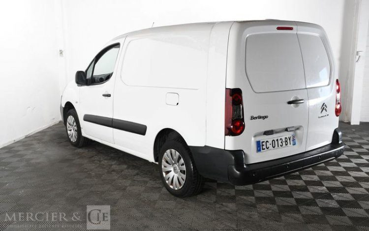 CITROEN BERLINGO 21 L2 HDI90 BLANC EC-013-BY