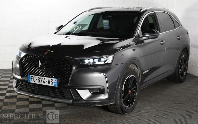 DS DS 7 CROSSBACK BLUEJDI130 GRIS FC-674-AS