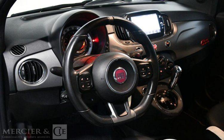 FIAT 500 S DUAL LOGIC NOIR FT-843-WL