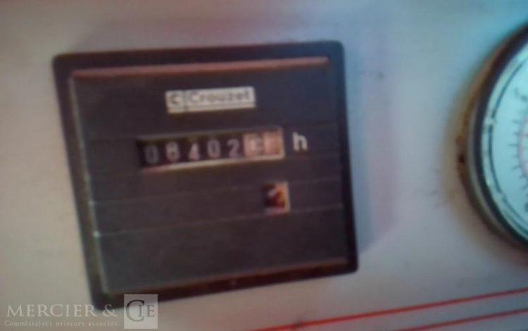 GENERIQUE COMPRESSEUR ELECTRIQUE GUERNET –  8402H ROUGE RTP3