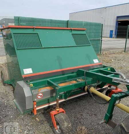 WESSEX SCARIFICATEUR / BALAYEUSE WESSEX STC 180  S116274