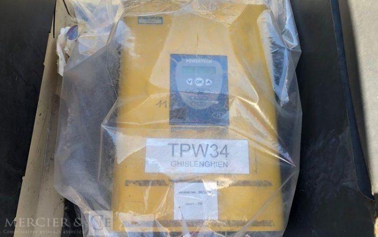 CROWN TRANSPALETTE ELECT GPC2040 DE 2002  YD1