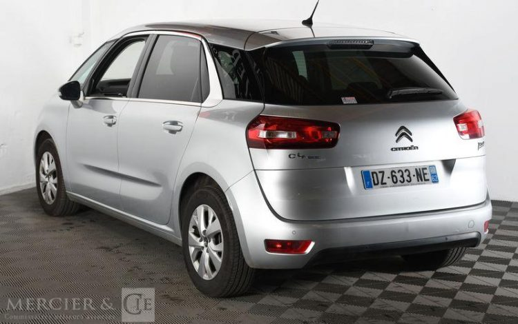 CITROEN C4 PICASSO GEN II PH1 BlueHDI120 EXCLUSIVE S&S GRIS DZ-633-NE