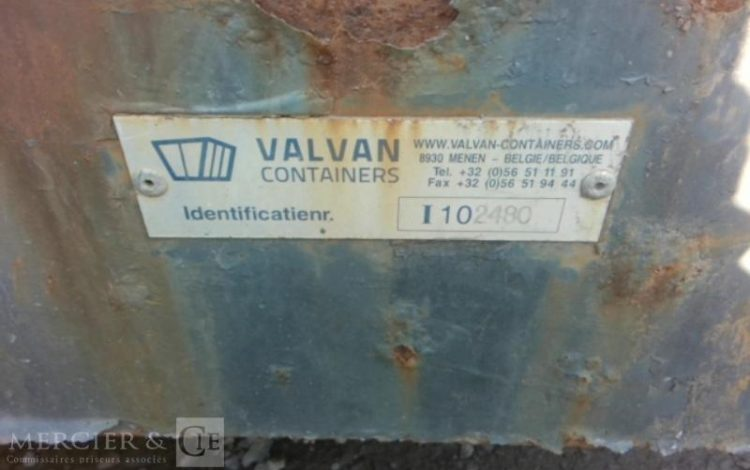 VALVAN BENNE AMPLIROLL 10M3  VER23