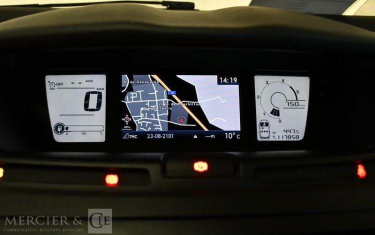 CITROEN GD C4 PICASSO 1.6 HDi 110CH FAP (5pl) EGMV 6 Automatique GRIS 1GJJ348