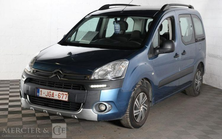 CITROEN BERLINGO MULTISPACE 1,6 HDI 75CH BLEU 1JGA677