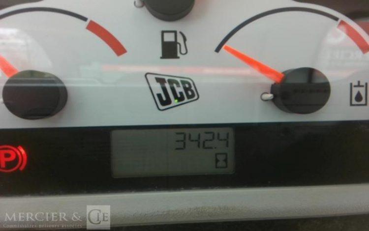JCB CHARGEUSE SUR CHENILLES 260T T4ECO DE 2017 JAUNE 2584409