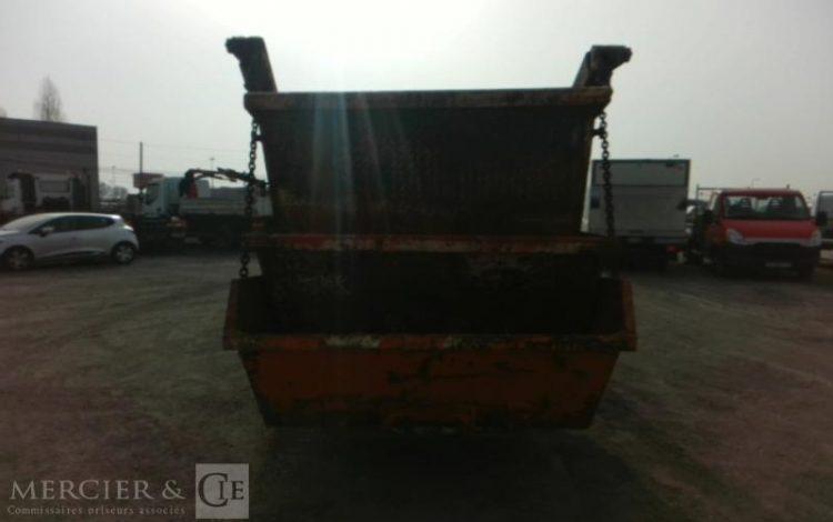 RENAULT PREMUIM 270 DCI 19T PORTE MULTI CHAINES BLANC 4550WN62