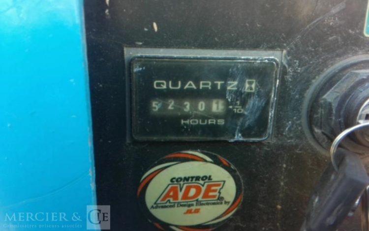JLG NACELLE 450 AJ II TYPE BD 16 ANNEE 2005  6730