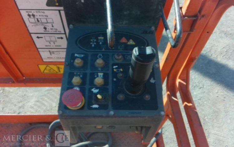 JLG NACELLE 260 MRT TYPE CD 10 ANNEE 2007  8096