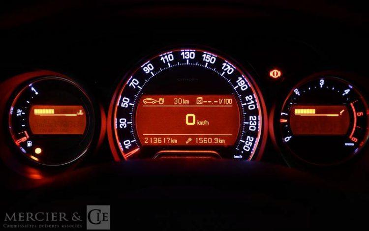 CITROEN C5 HDI 110 BLEU CL-189-FQ