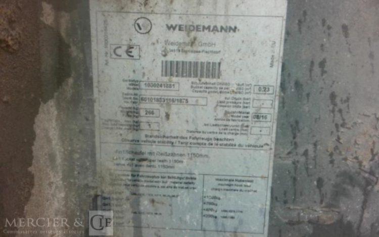 NEUSON CHARGEUSE ELECTRIQUE WL20E NEUSON  S102525