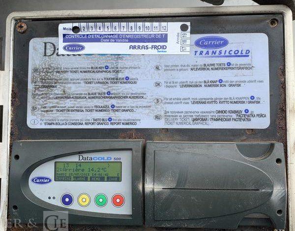 LAMBERET SEMI-REMORQUE 34T FRIGO 3ESS LAMBERET DE 2006  AP-768-GX