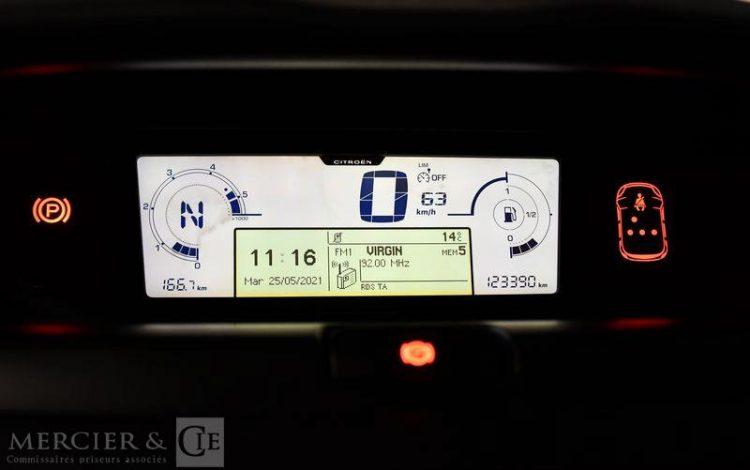 CITROEN C4 PICASSO HDi 110CH FAP BLEU BQ-056-CP