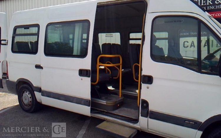 RENAULT MINI BUS 17 PLACES-  CR-517-JY
