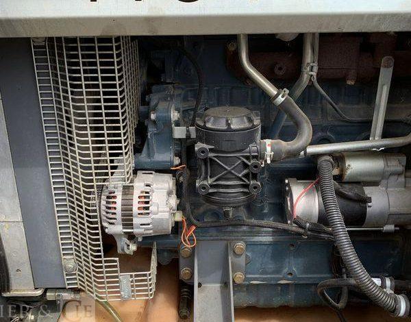 ATLAS GROUPE ELECTROGENE 40 kVA 230 / 400 V – SKID  G04747006