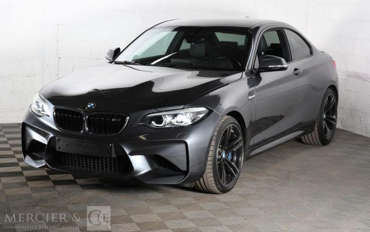 BMW M2 COUPE DKG GRIS MPR2087